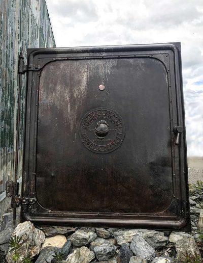 caja fuerte BZBCOCK & WILCOX